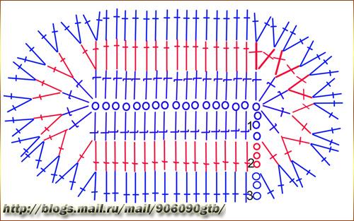 подошва тапочек_Litta (500x313, 125Kb)