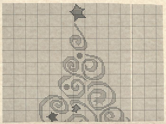 елка спиралька схеиа 1 (700x521, 518Kb)