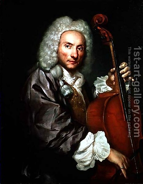 Giacomo Ceruti 1698-1767. Cello player, c.1745-50 (488x630, 190Kb)