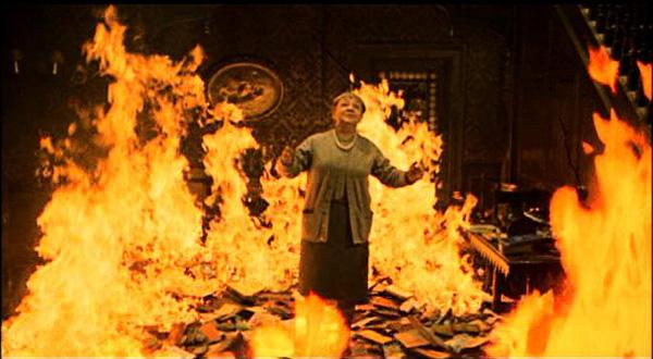 the art of burning books fahrenheit