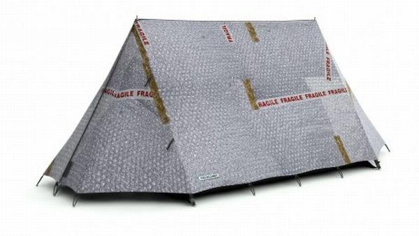 Креативный дизайн туристических палаток