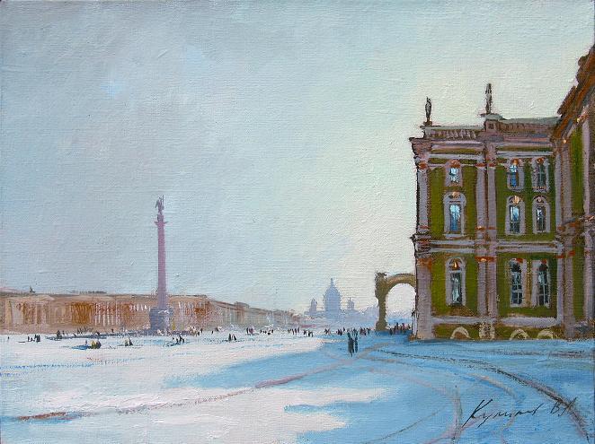 Петербург в январе (662x495, 62Kb)
