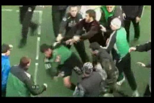 Избиение Спартака Гогниева. Видео