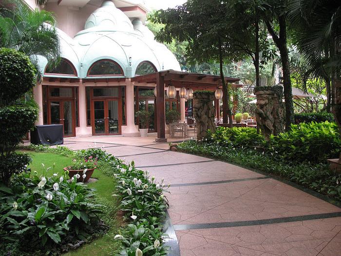 Лила Палас Кемпински, Индия, Гоа, Мобор 90224
