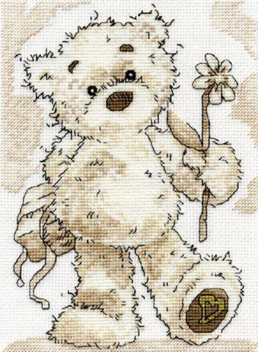 Мишки Teddy (схемы для вышивки).