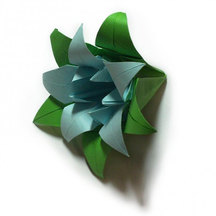 Классическая модель оригами
