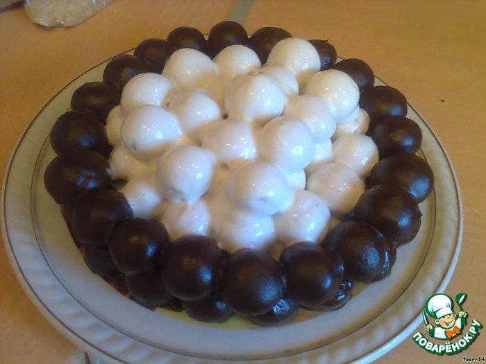 Торт гнездо глухаря рецепт