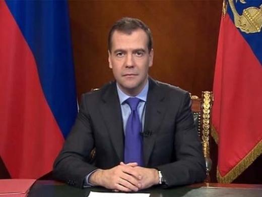 Обращение Президента РФ Дмитрия Медведева к гражданам России перед выборами. Видео, полный текст обращения