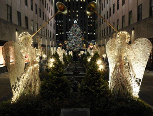 Новогодняя ель в Нью-Йорке 5 (520x395, 51Kb)