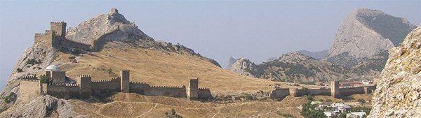 Замки, крепости и дворцы Украины 9-2 (600x169, 28Kb)