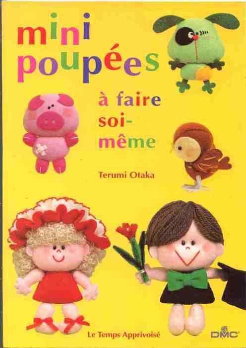 Mini Poupées á faire soi-même - Terumi Otaka 000 (496x700, 19Kb)