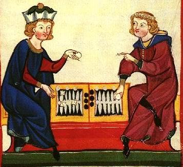 Манесский кодекс (1300-1330 г.), Германия (357x326, 31Kb)