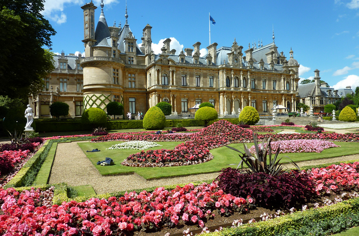 All sizes  Waddesdon Manor  Flickr - Photo Sharing! (700x461, 859Kb)