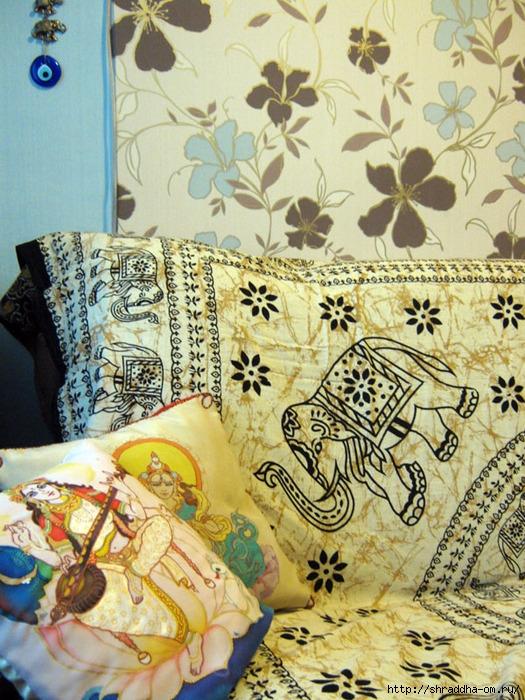 индийское покрывало со слонами (525x700, 356Kb)
