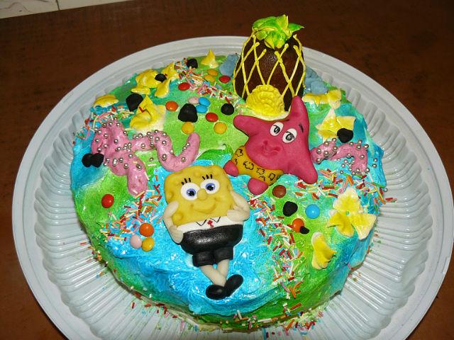 детские торты фото цена
