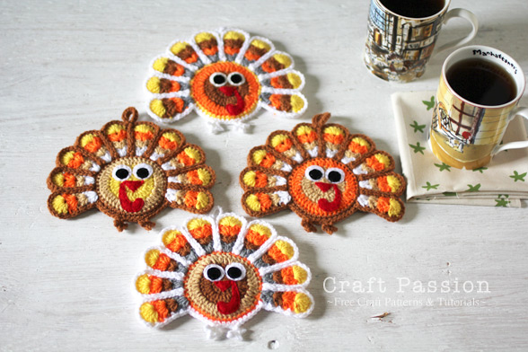 crochet-turkey-coaster-3 (588x392, 105Kb)