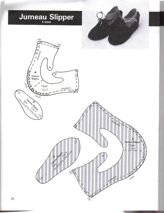 Make Doll Shoes workbook 1 028 (541x700, 152Kb)