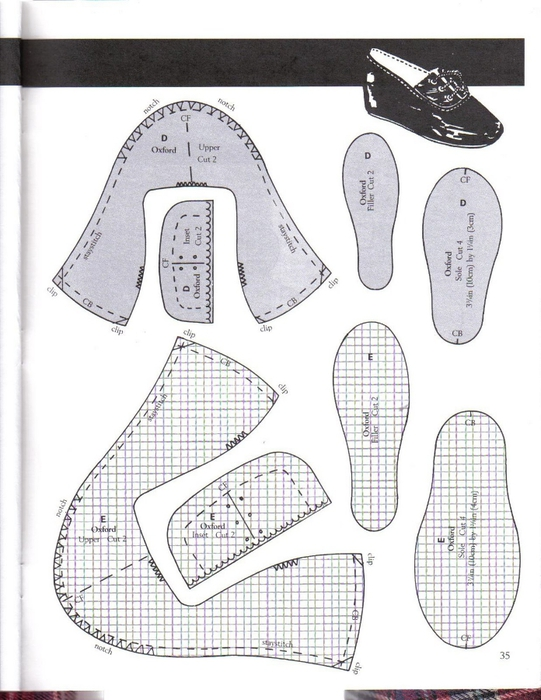 Make Doll Shoes workbook 1 035 (541x700, 232Kb)