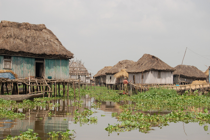 города африки