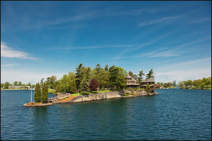 Парк Тысяча островов. (Thousand Islands) 81424
