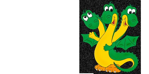 драконы-смешные-дракончки-14 (586x293, 144Kb)