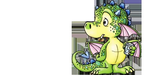 драконы-смешные-дракончки-15 (586x293, 145Kb)