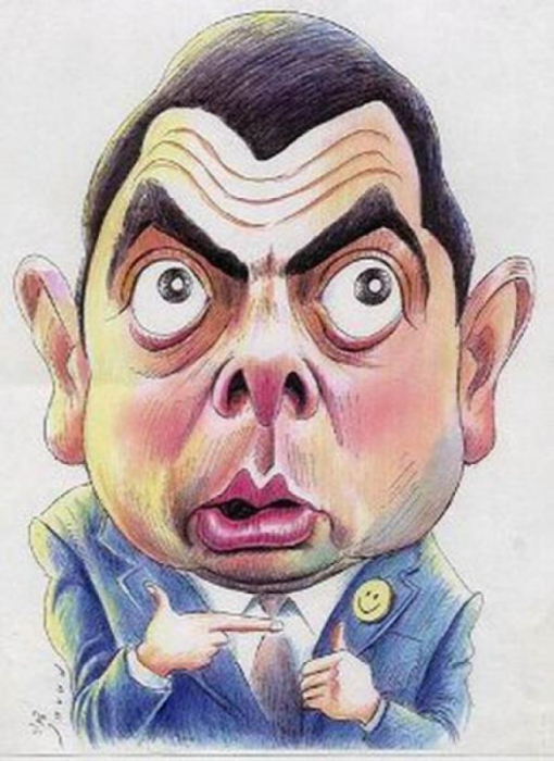 karikatur-mr-bean (510x700, 230Kb)