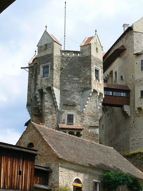 Чехия: Замок Пернштейн 77918