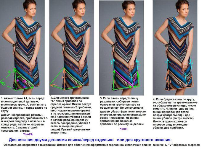 Осинка выкройки платьев 6