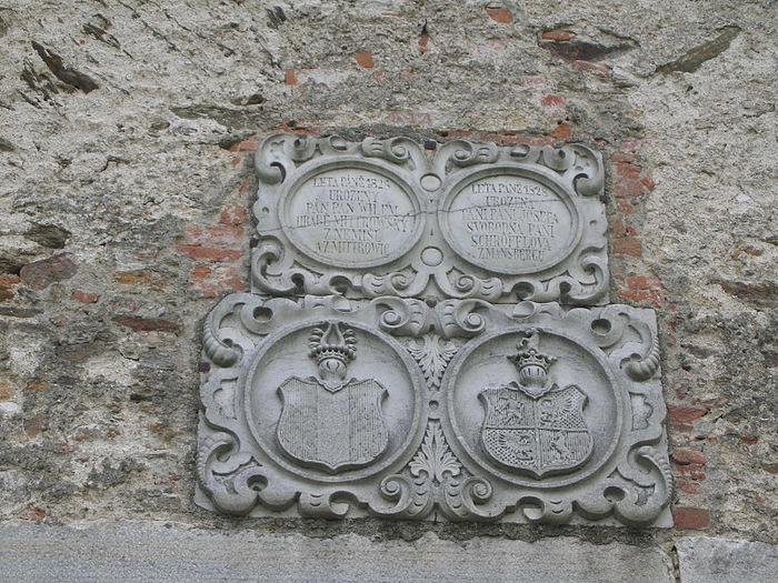 Чехия: Замок Пернштейн 13943