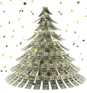 Семейный бюджет на Новый год.  Прочитать целикомВ.