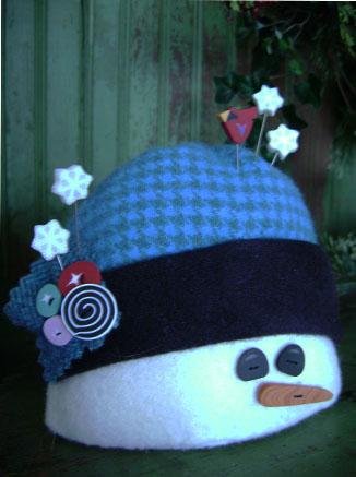 jabco the snowman finished model (326x437, 50Kb)