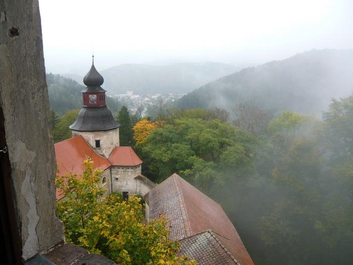 Чехия: Замок Пернштейн 20987