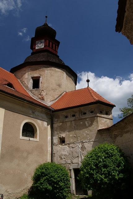 Чехия: Замок Пернштейн 91124