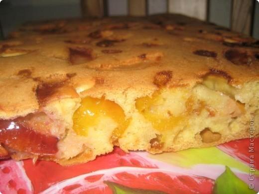 Шарлотка с лимоном рецепт с фото пошагово