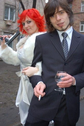 Атипичные свадебные наряды (21 фото), photo:9.