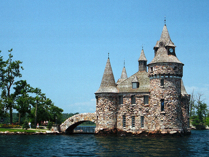 Волшебный Замок Джорда Болдта 43859