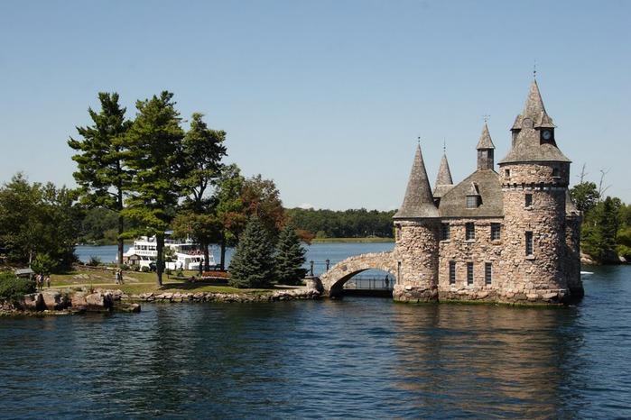 Волшебный Замок Джорда Болдта 71123