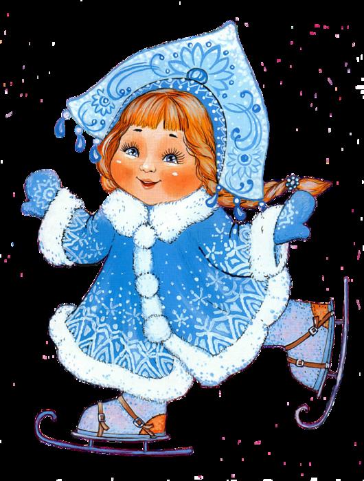 Картинки по запросу смайлики анимация снегурочка