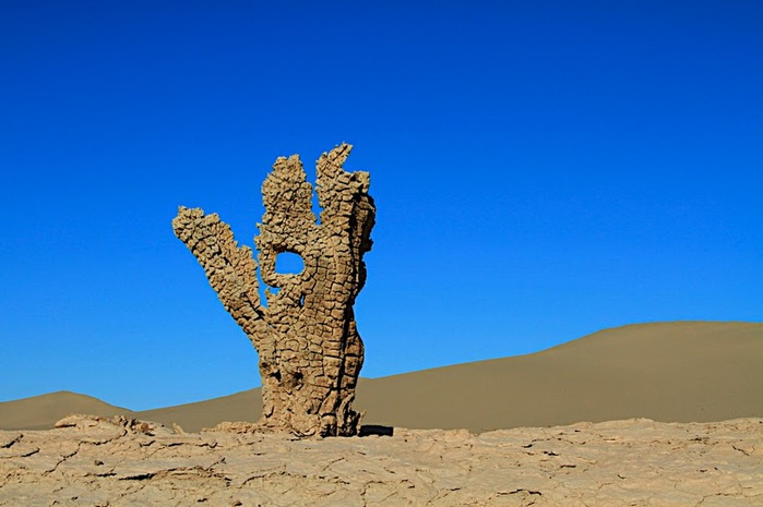 Геологический парк пустыни Алашань 90010