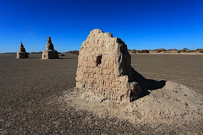 Геологический парк пустыни Алашань 85943