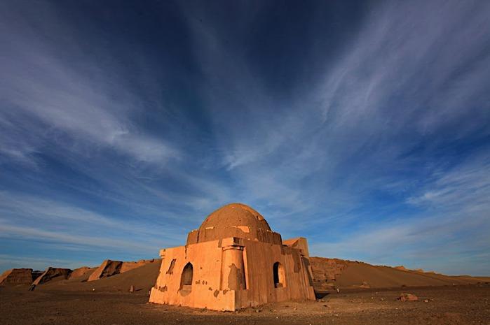 Геологический парк пустыни Алашань 86030
