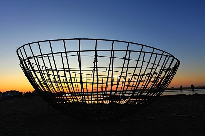 Геологический парк пустыни Алашань 61195