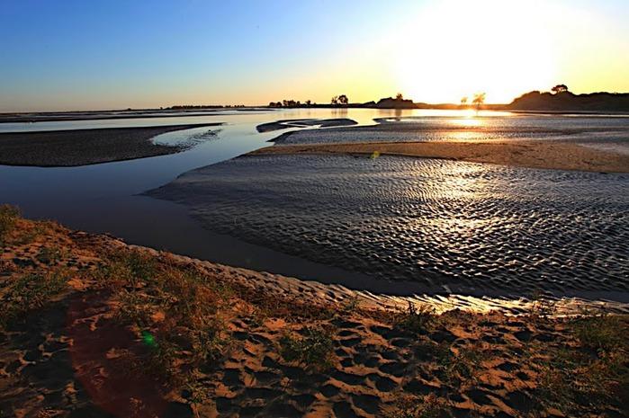 Геологический парк пустыни Алашань 22430