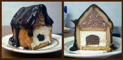 Серия сообщений десерт