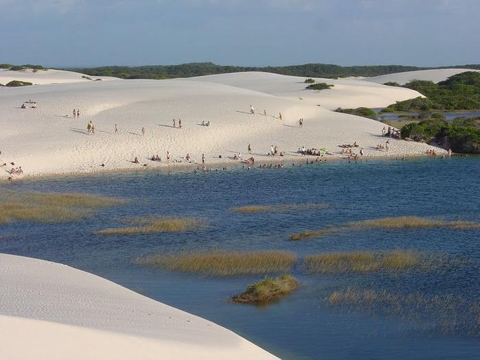 Бразилия, Национальный парк Ленсойс Мараньенсес 53574