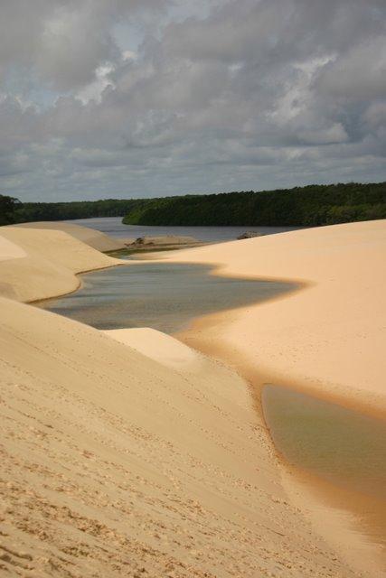 Бразилия, Национальный парк Ленсойс Мараньенсес 59994