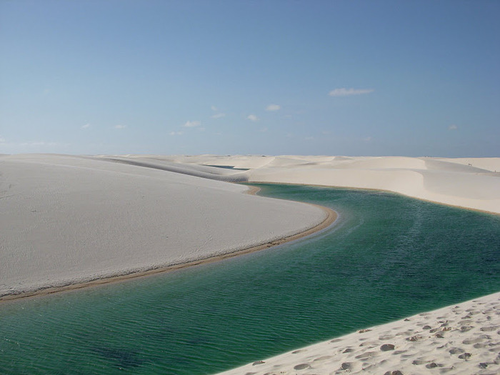 Бразилия, Национальный парк Ленсойс Мараньенсес 10323