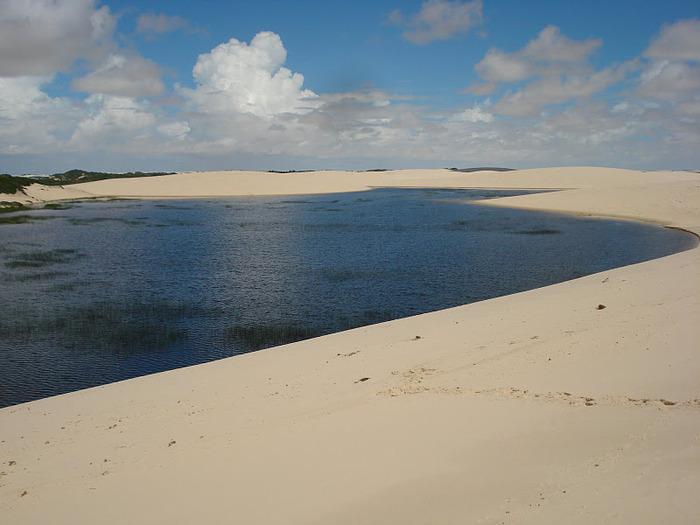 Бразилия, Национальный парк Ленсойс Мараньенсес 95572
