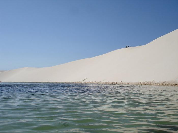 Бразилия, Национальный парк Ленсойс Мараньенсес 38229